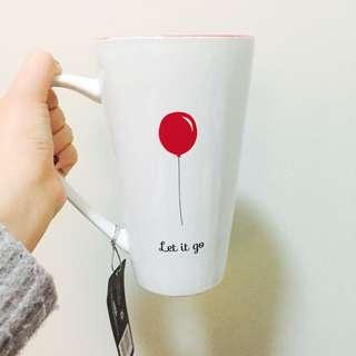 Brand New 'Let It Go' Tall Mug