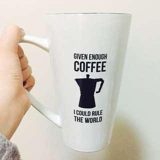 Brand New Tall Mug