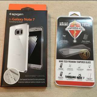 note 7 Neo hybrid crystal (silver)