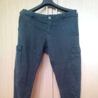 Size US 14 Gap Side Pockets/ H&M Pants
