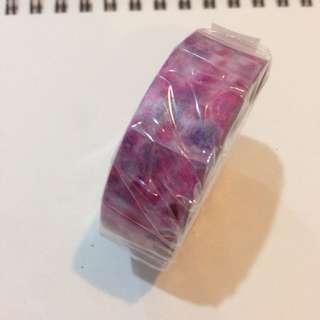🚚 C77.[紙膠帶]粉紅珠珠