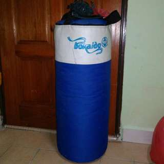 Punching Bag 1 Meter High, Suspended
