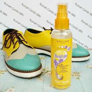 Foot Spray Summer Blizz Oriflame