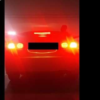 Honda Civic Rear Spoiler