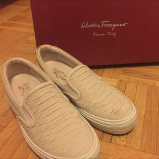 Salvatore Ferragamo size 6.5 or 7