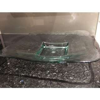Large Glass Plate