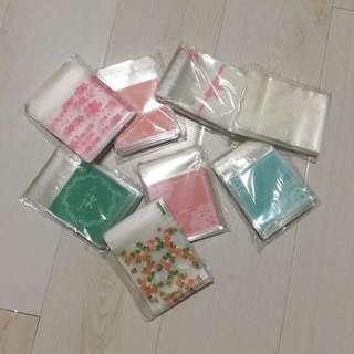 Plastic Gift Bag / Cookie Packaging
