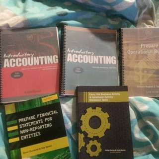 Accounting And Book-keeping Textbooks Newest Editions