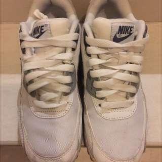 Nike Air Max白鞋 正品