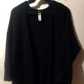 PULL AND BEAR Oversize Cardigan
