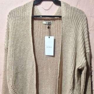 REPRICE BERSHKA Knitted Cardigan