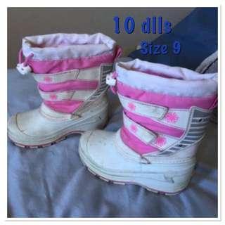 Winter Boots Girls