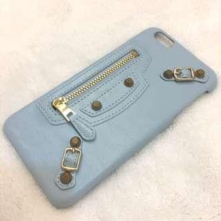 機車包手機殼 (水藍)