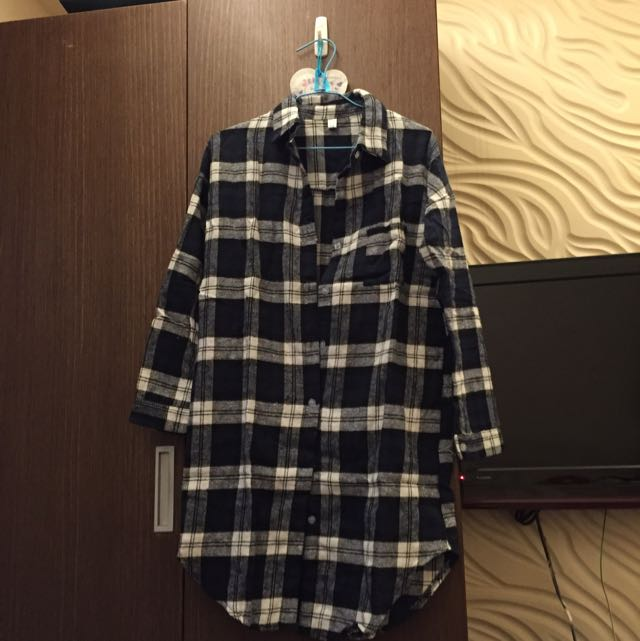 ⭐️長版襯衫