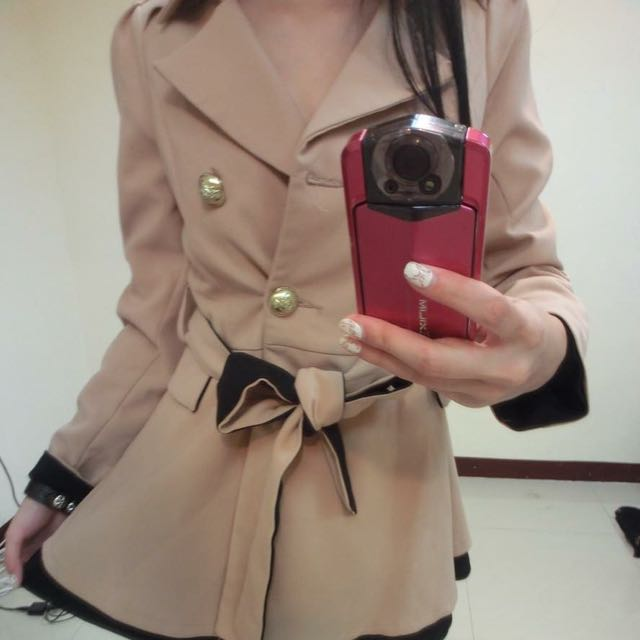 正韓風衣外套