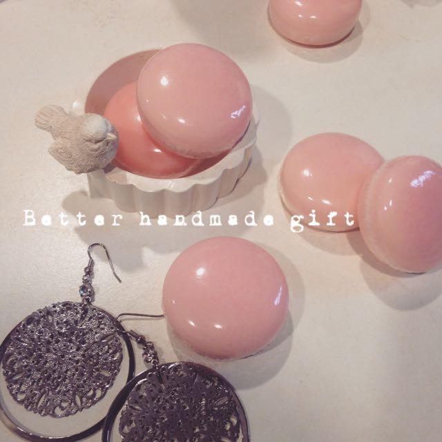 夢幻婚禮小物~馬卡龍造型香皂