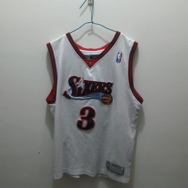 費城 76ers隊 球衣