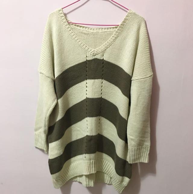 ✨ 秋冬寬版針織毛衣