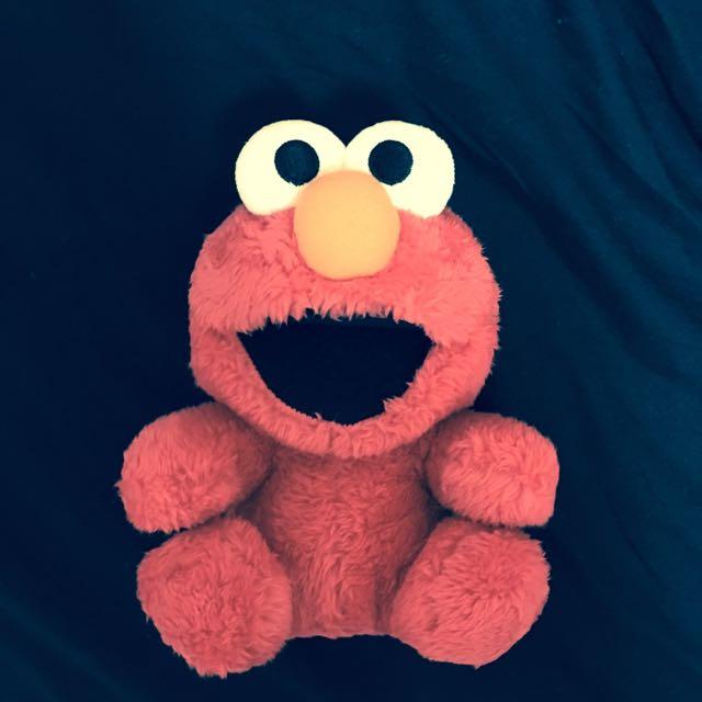 環球影城 Elmo 玩偶