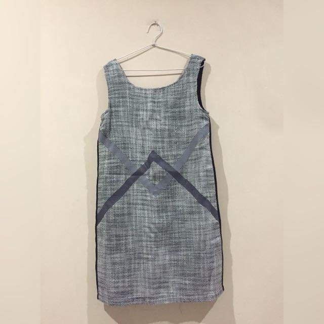 Alex(a)lexa Grey Jumpsuit