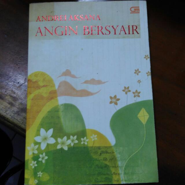 Angin Bersyair - Andrei Aksana