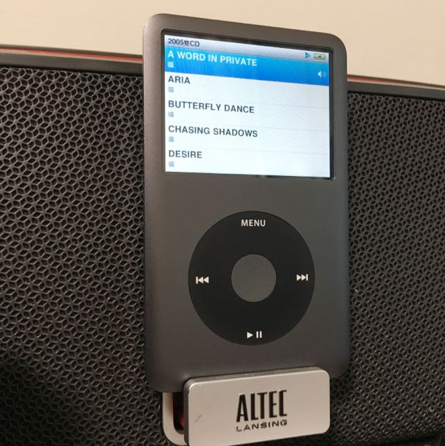 Apple iPod Classic 160G 絕版