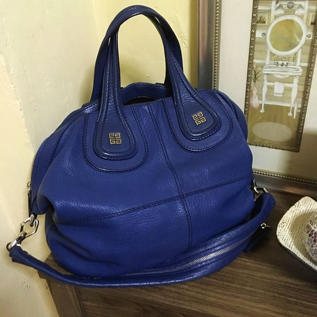Authentic Moroccan Blue Givenchy Nightingale
