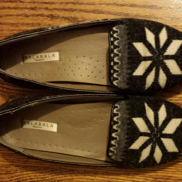 Balaban Ballet Shoes