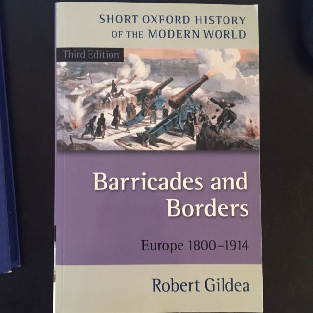 Barricades And Borders (3rd Edition)