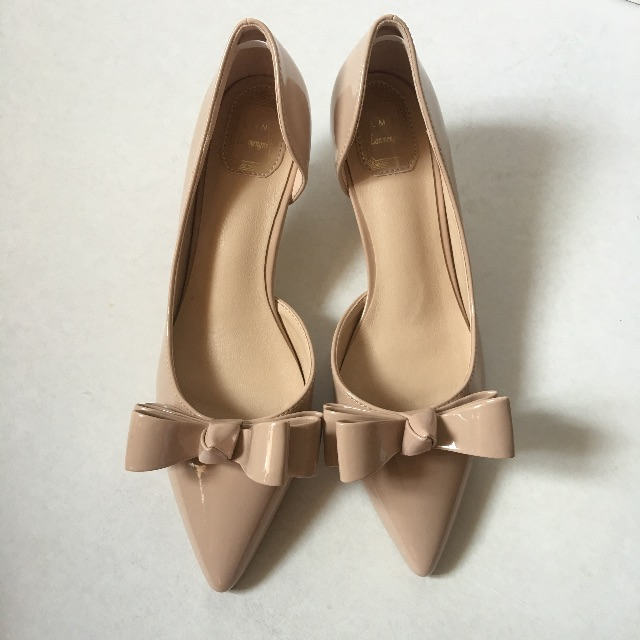 Brand New Bowknot pointed high-heeled shoes