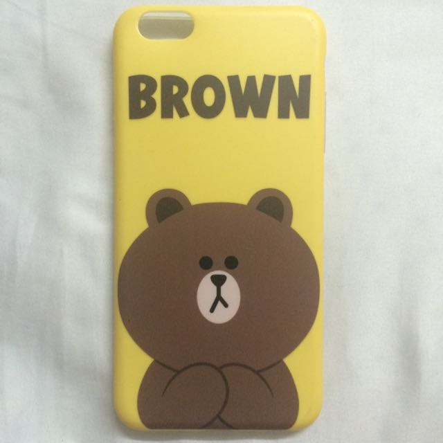 Brown Line Case