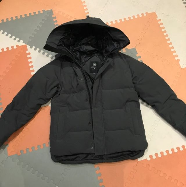 Canada Goose Macmillan LIMITED EDITION With Blackout Patch