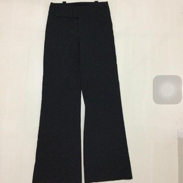 Cue Black Pants Size 6
