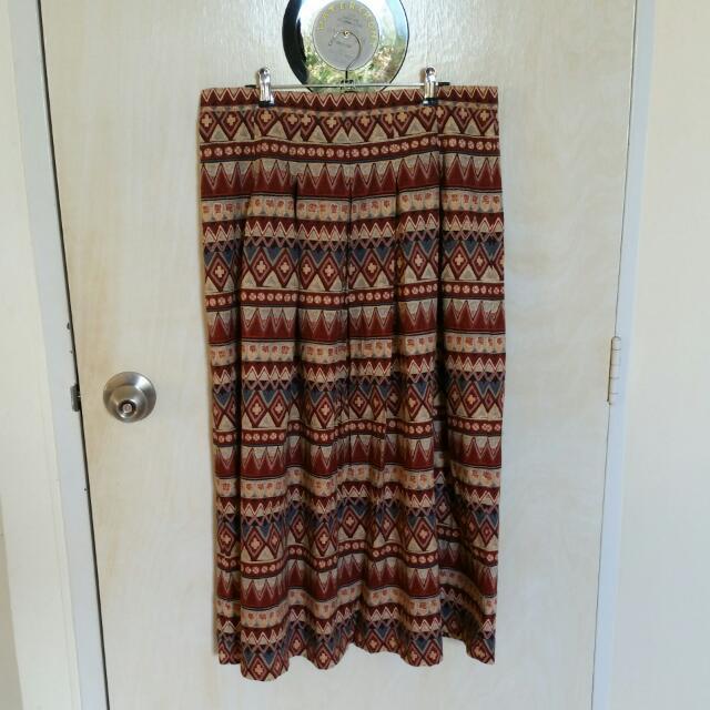 🌅 Desert Night Maxi Skirt 🌅