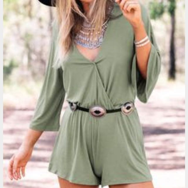 Dissh Playsuit