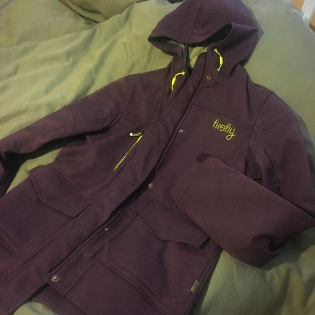 """""""Firefly"""" fall/winter Jacket - Size medium. I wear mostly small and it fits nice."""