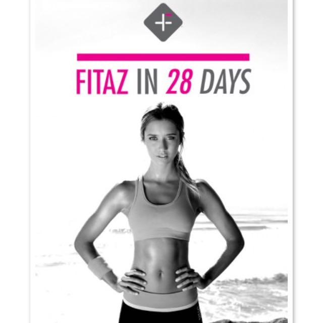 Fitaz In 28 Days PDF Format
