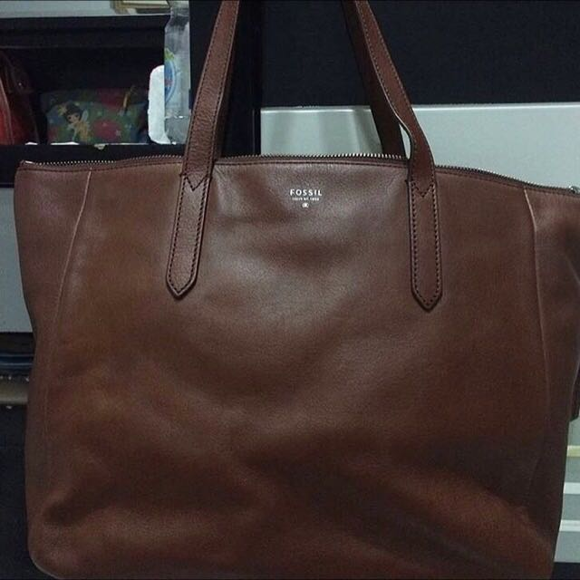 Fossil sydney shopper totebag