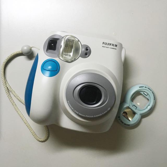 Fujifilm Mini 7s 拍立得 富士