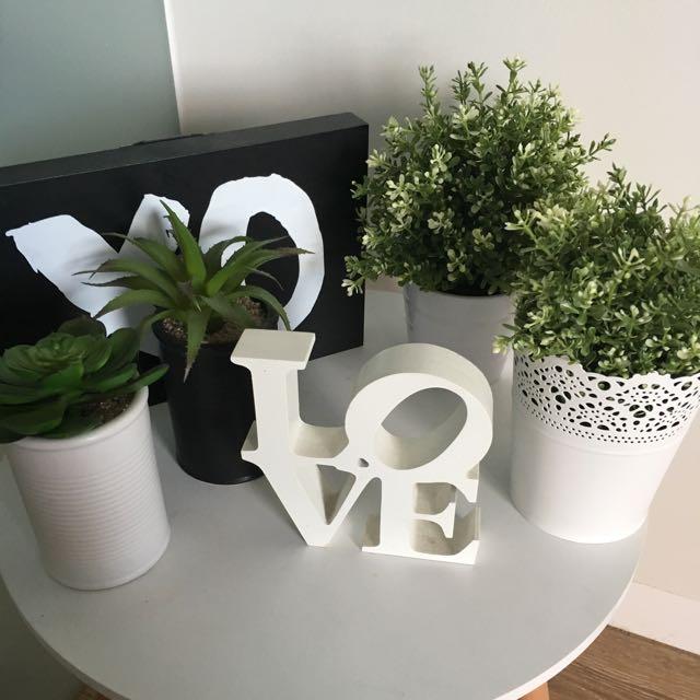 Home decor - Kmart & IKEA Items