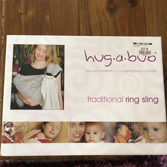 Hug A Bub Ring Sling