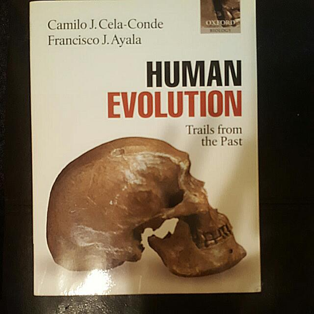 Human Evolution Trails From The Past