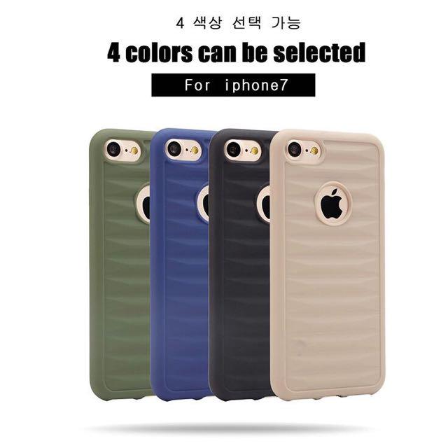 iPhone7 / 7plus 手機殼 矽膠軟殼 蘋果iPhone7防彈衣 防摔全包覆保護套