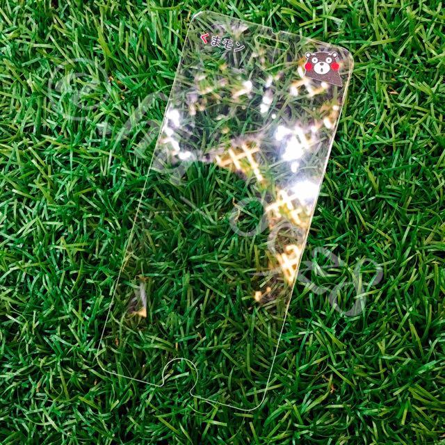 Iphone熊本熊玻璃保護貼