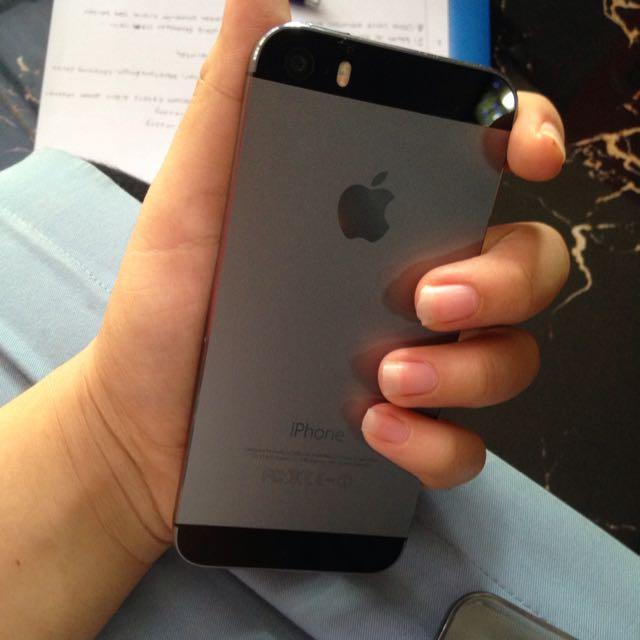 Iphone 5s 16gb Baru 1 Minggu