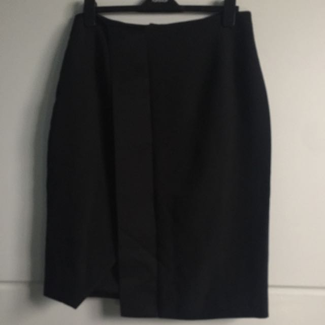 Keepsake Black Skirt