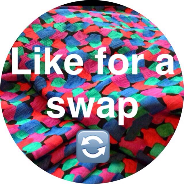 Like for a Swap!
