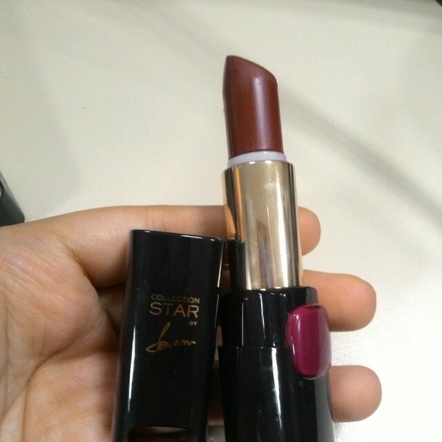 LOREAL Mayte Lipstick In Pure Garnet