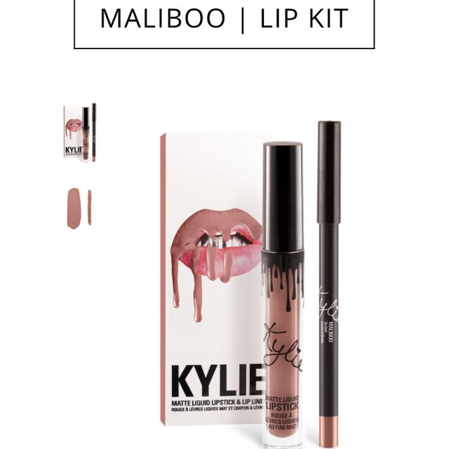 Maliboo Kylie Lip Kit