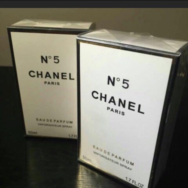 全新N5香水 50ml